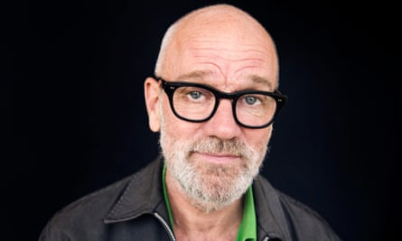 'I don't view the world in binary terms' … Michael Stipe.