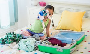 More gradual transitions can be better for children.
