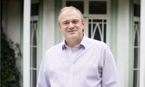 Ed Davey, Liberal Democrat MP.