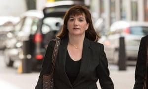 Education secretary Nicky Morgan condemned the ban.