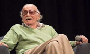 Stan Lee, 95, 'continues to try to work a little every day ... to develop new characters and stories'.