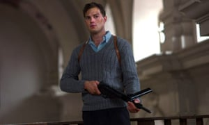Jamie Dornan in Anthropoid, which 'captures the jagged terror of combat'