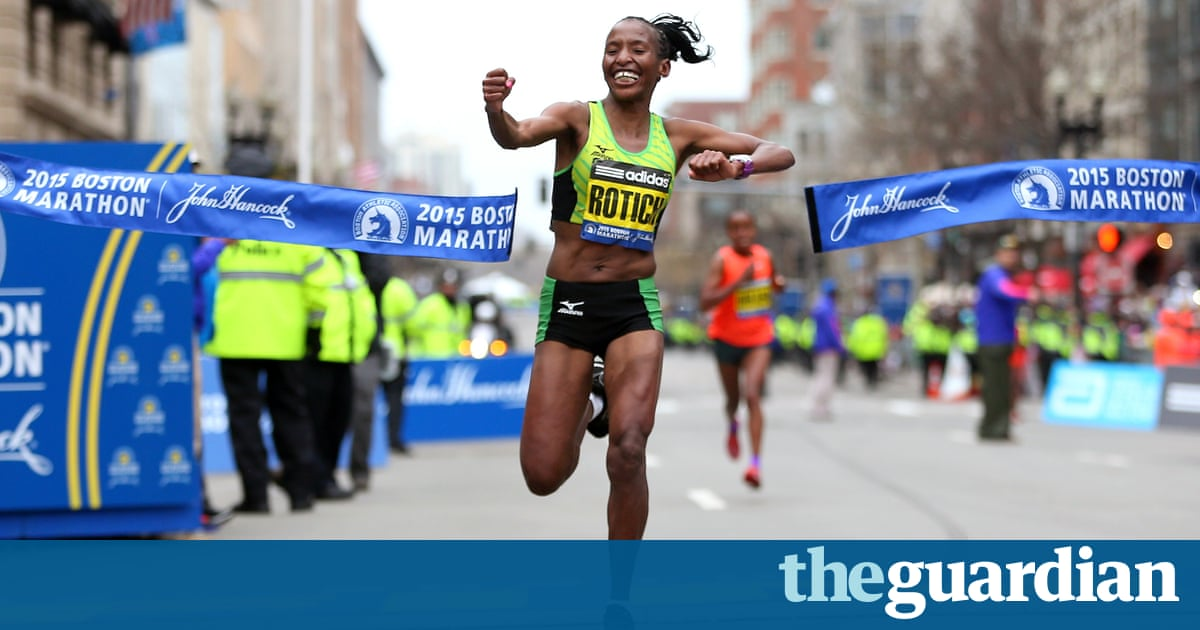 Secrets of two-hour marathon men may alter running for ever | Life and style | The Guardian