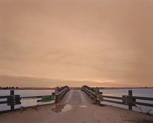 Mary Jo Kopechne Dike Bridge - Chappaquiddick Island (Massachusetts)