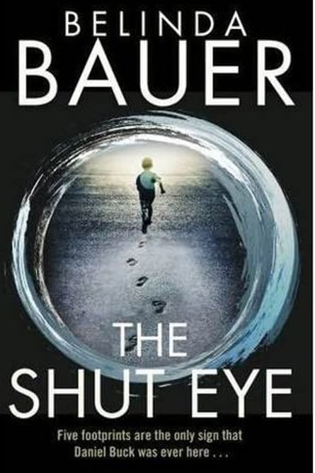 The Shut Eye. Crime Book Of The Year 2015