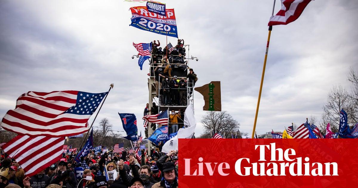 Se espera que los republicanos del Senado derroten el proyecto de ley de la comisión de ataque al Capitolio - live