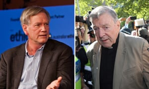 Andrew Bolt and George Pell