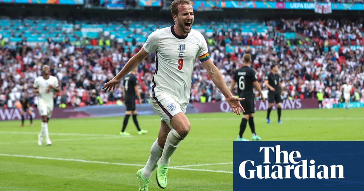 Harry Kane ready for Euro 2020 liftoff after breaking duck, says Southgate