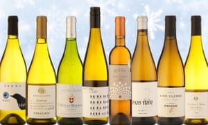 White wines under £20