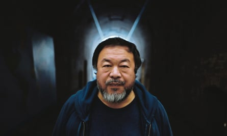 Ai Weiwei … 'We all have a short life. We have only a moment to speak out.'