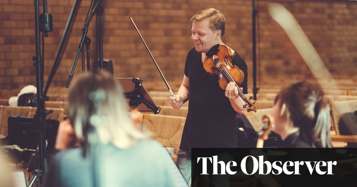 Classical home listening: Pekka Kuusisto, Il Giardino Armonico and more