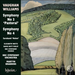Vaughan Williams Symphony No 3 and 4