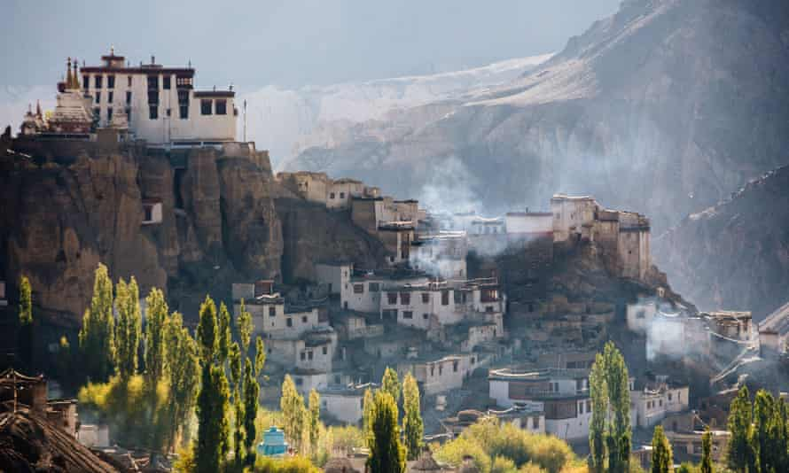 'A life-changing journey into a troubled region': Lamayuru Monastery in Kashmir