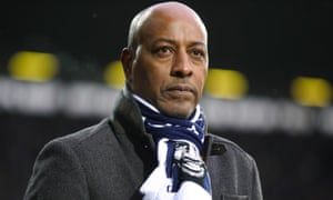 Brendon Batson, here pictured at the Hawthorns this year, says: 'It was so far removed from the usual end-of-season trip.'