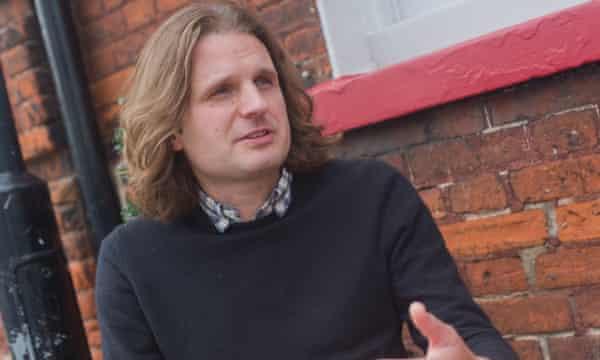 Lib Dem councillor Steffan Aquarone