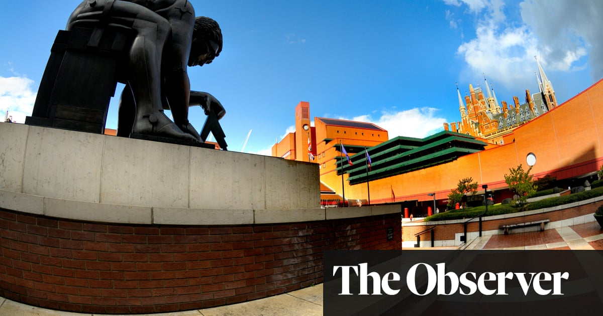 Quiet, please… In praise of the British Library | Books | The Guardian