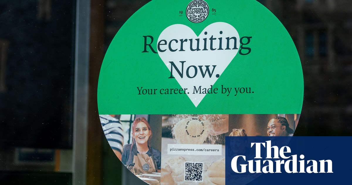 UK job vacancies hit record amid Brexit and Covid staff shortages