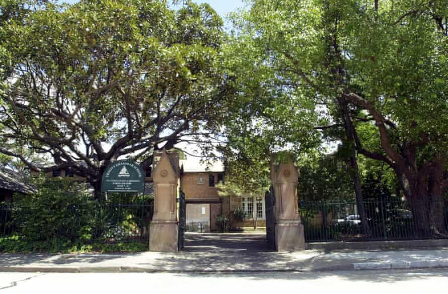 Trinity Boys Grammar school