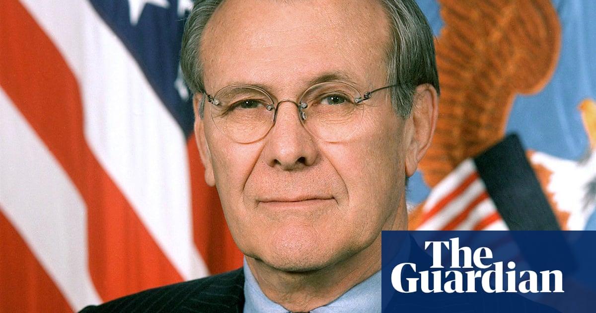 Donald Rumsfeld-doodsberig