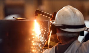 Liberty House Group's steelworks hot strip mill