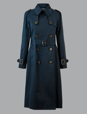 Marks and Spencer trench coat