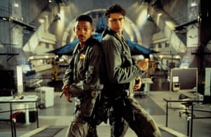 Will Smith and Jeff Goldblum go into battle in Independence Day