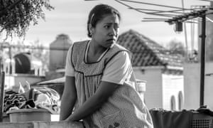 Unwelcome surprise … the cast of Roma were unaware of how one particularly sad scene was going to end.