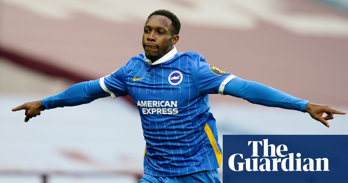 Danny Welbeck: It's not great to dwell on the past. You've got to look forward
