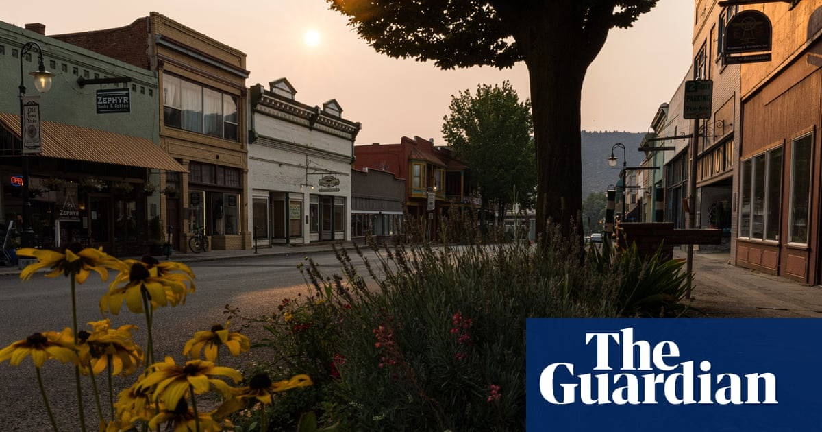 'I don't believe anyone is safe': drought rules spark accusations of racism in California outpost