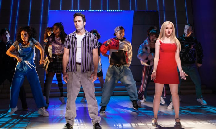 Clueless: The Musical review – teen movie stage show is a