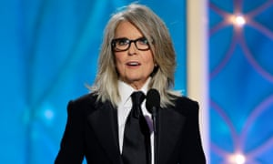 Diane Keaton's films with Woody Allen include Annie Hall and Manhattan.