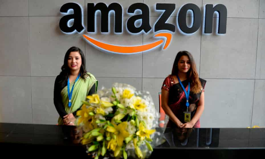 Built to support more than 15,000 employees, the new campus is Amazon's first owned office building outside the US and its single largest building globally.