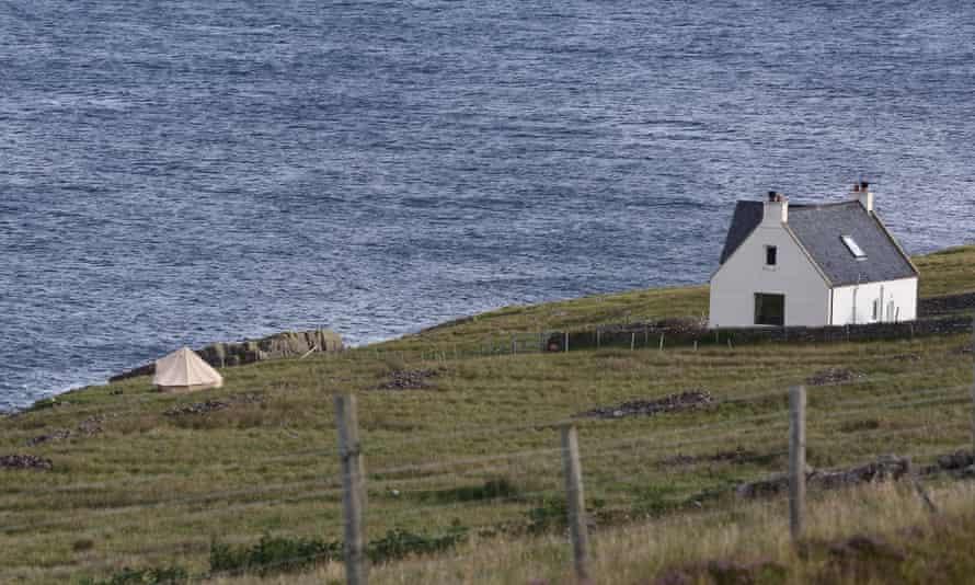 Boris Johnson's holiday cottage