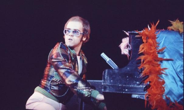 Elton John's 50 greatest songs – ranked! | Music | The Guardian