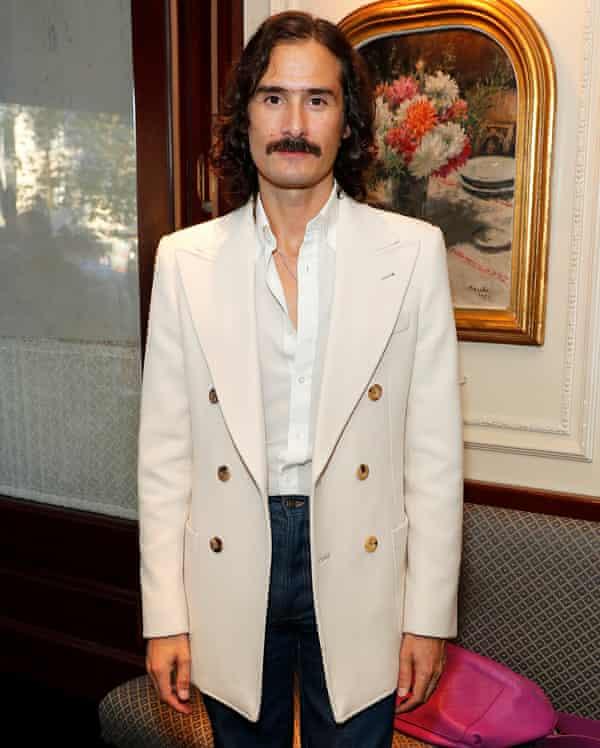 Fashion industry insider Ben Cobb