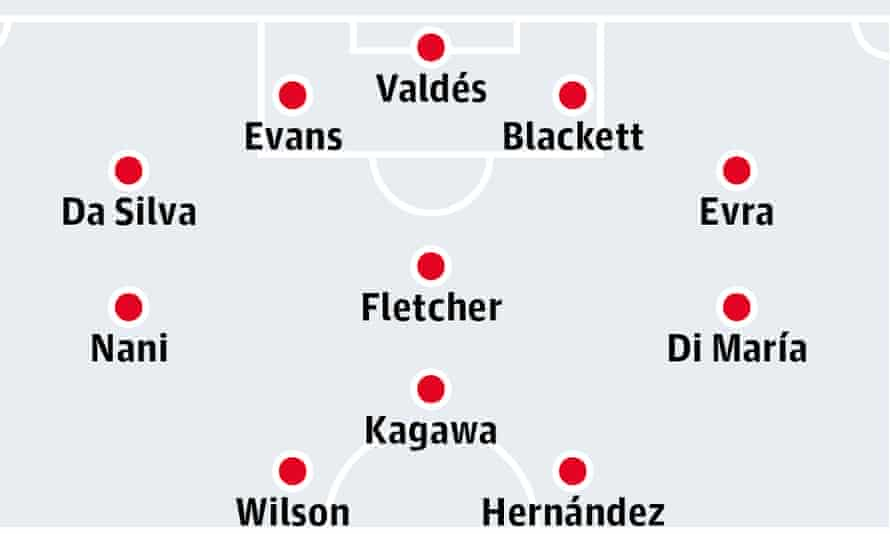 Van Gaal rejects XI: players sold, released, loaned or frozen out by Manchester United's manager.