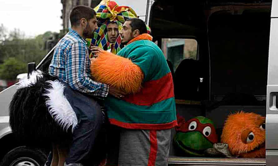 Ahmed in Four Lions.