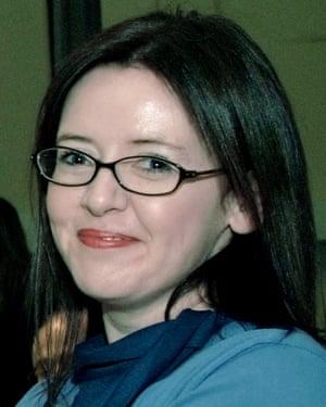 Mary O'Hara.