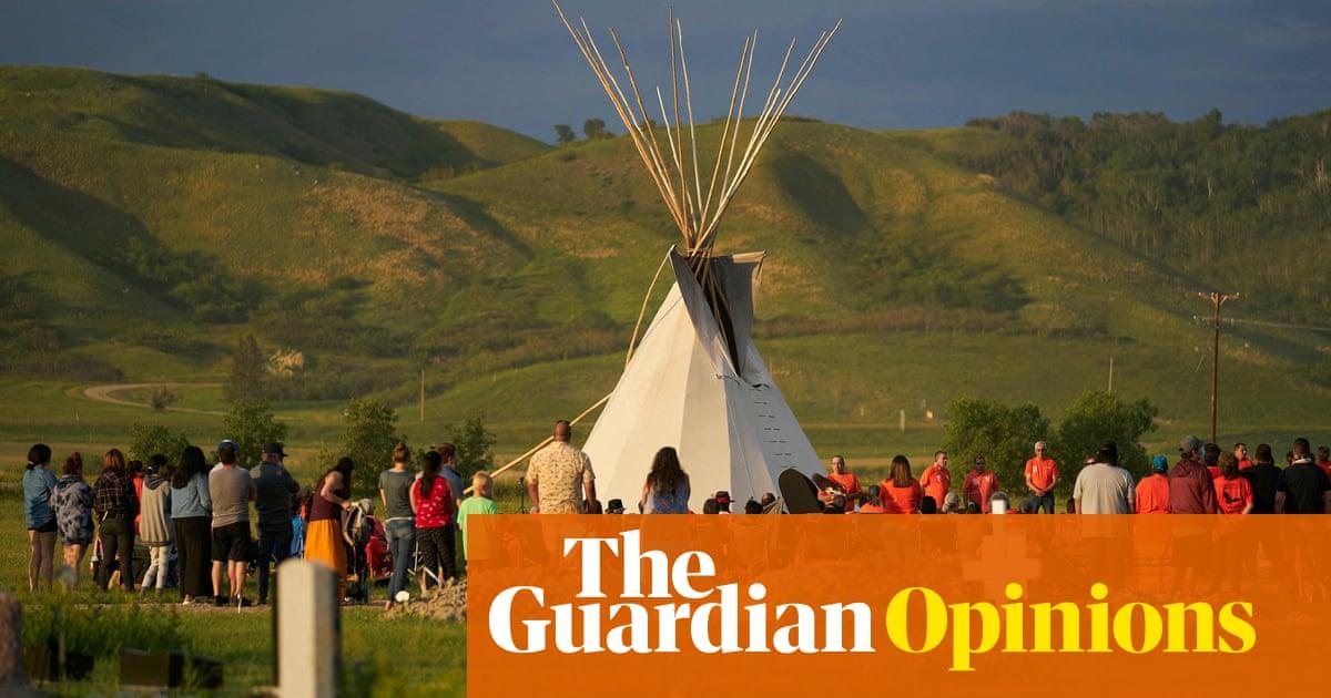 The children's graves at residential schools in Canada evoke the massacres of Indigenous Australians