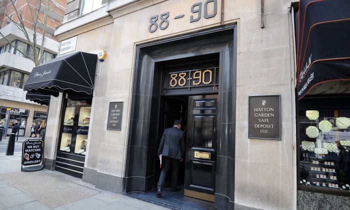 Hatton Garden And The Timeless Allure Of The Artful Dodger