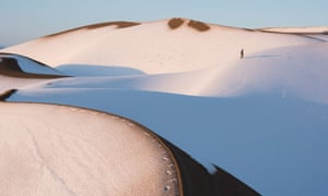 The neverending Maranjab desert
