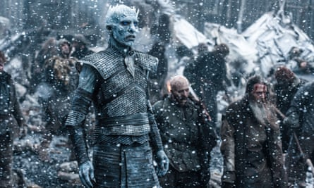 Have climate modellers managed to pinpoint the summer hibernation zone of the Night King and his White Walkers?