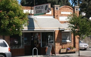 Marcus Books in Oakland.
