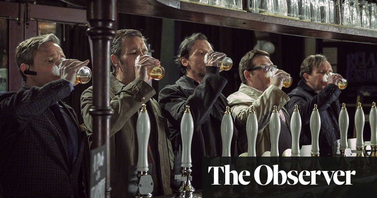 Streaming: Another Round and the best films about drinking
