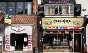 Europa cafe in Grays,  Thurrock