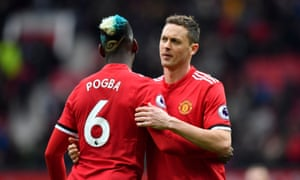 Nemanja Matic and Paul Pogba are yin and yang in theManchester United midfield.