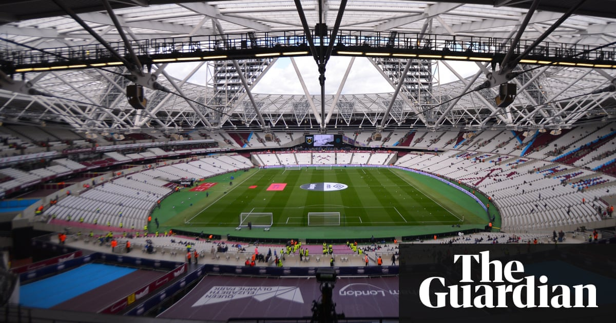 West Ham S First Season At London Stadium A Terrible