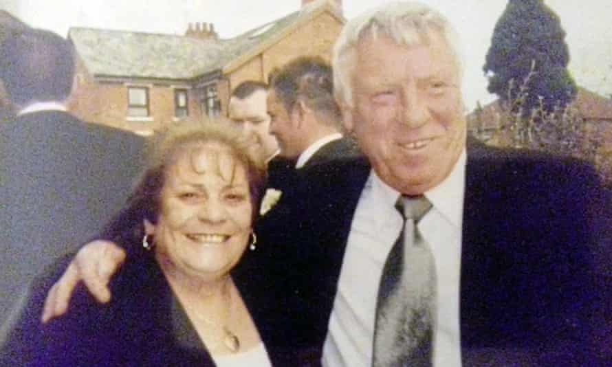 Christopher and Isobel Vallely