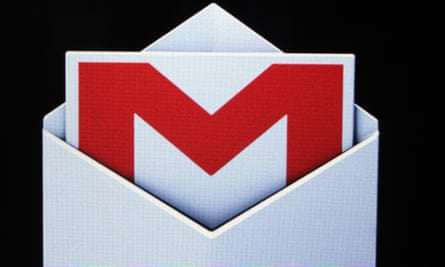 Google's Gmail email service.