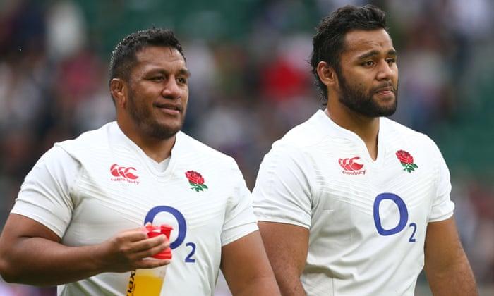 From Tonga to Twickenham: Mako and Billy Vunipola's incredible ...